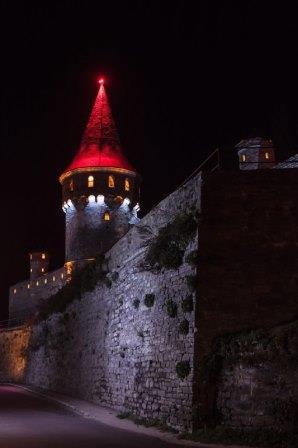 Кам'янець Подільська фортеця