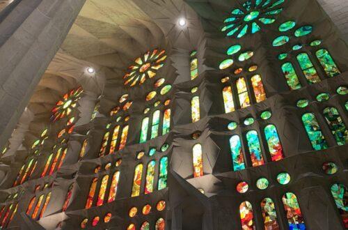 всі визначні місця Барселони