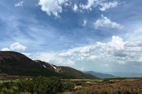 Похід в гори до озера Несамовите