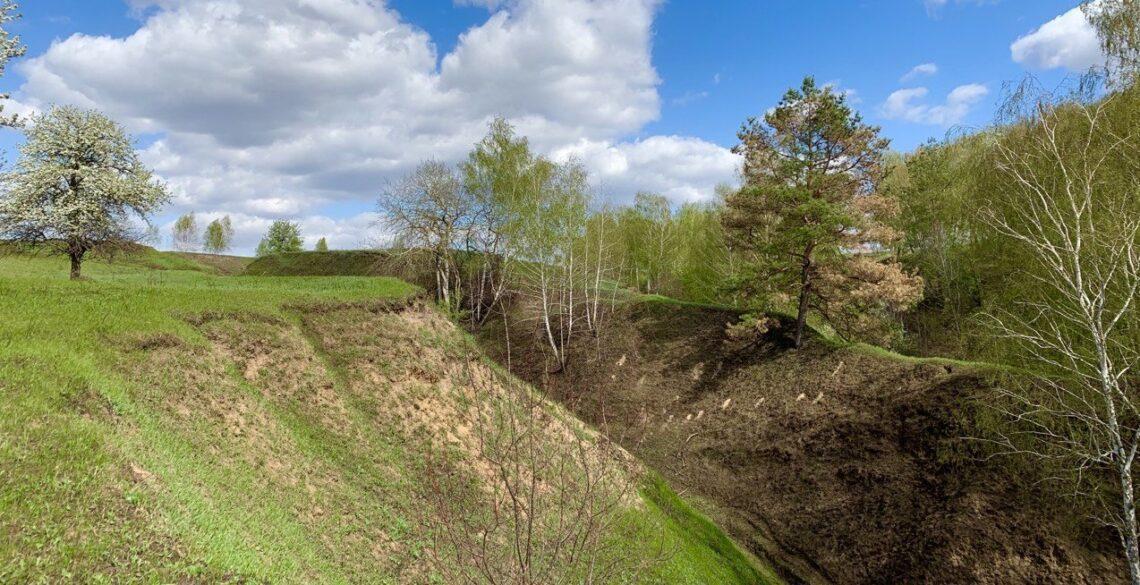 Ландшафтний парк біля Києва
