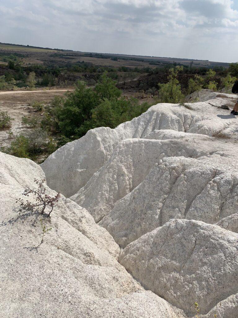 Білі скелі