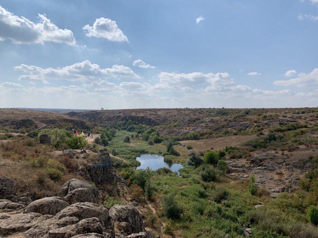Актовський каньон