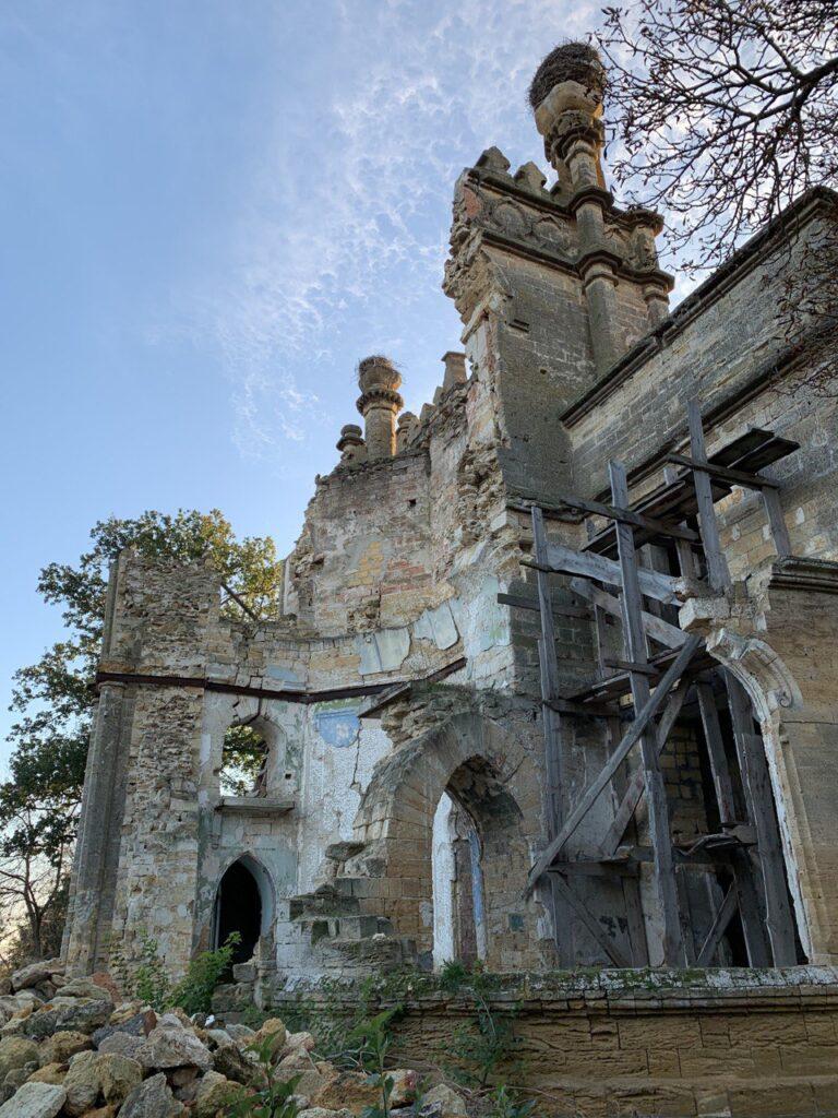 Замок Курісів