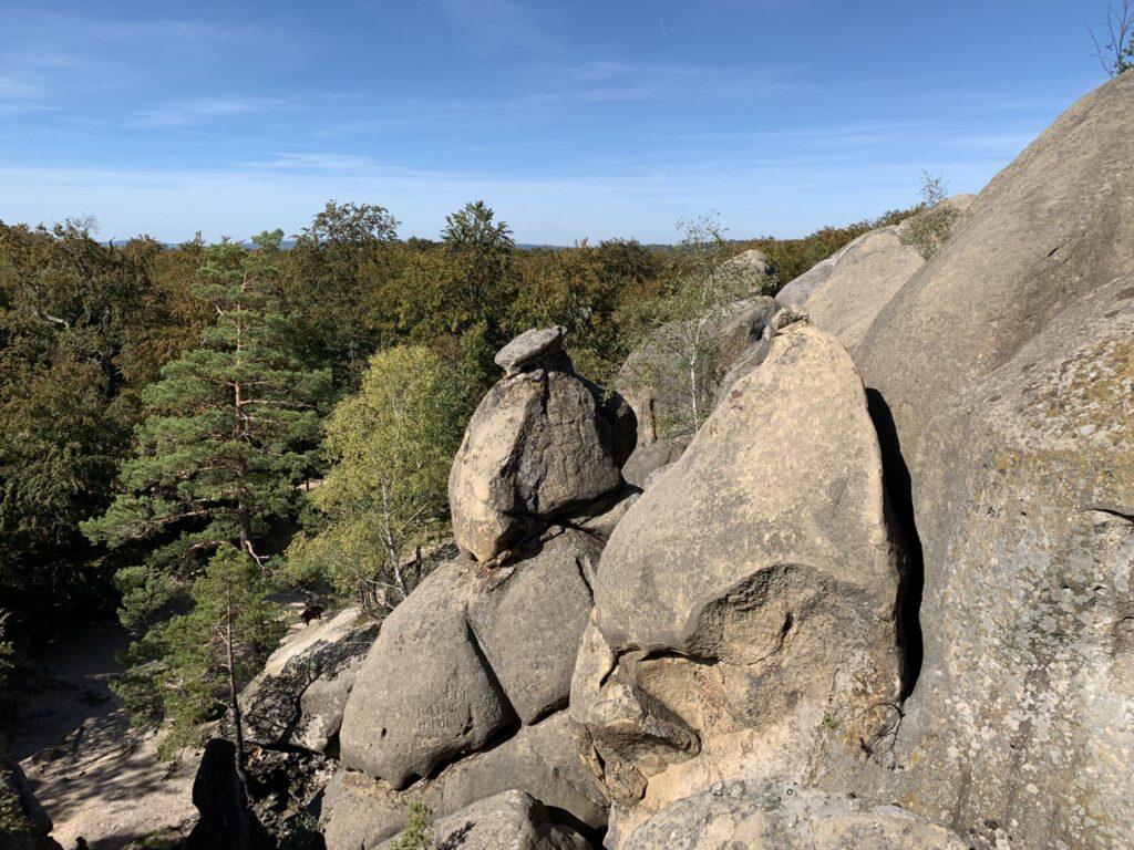 Скелі Довбуша