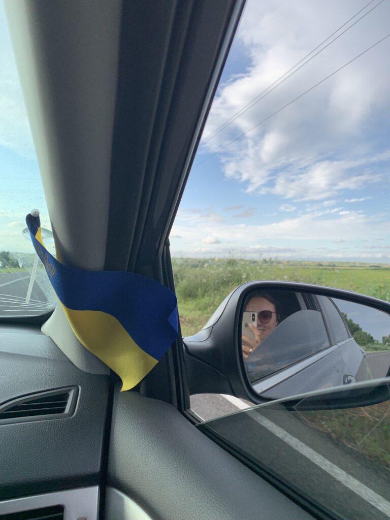 подорож за кордон на авто