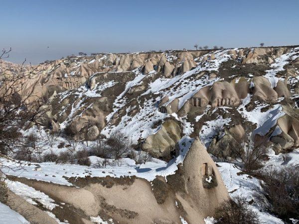 Скелі Каппадокії